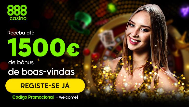 Recebe Tratamento de Qualidade com o Pacote de Boas-Vindas de 1.500 € do 888 Casino