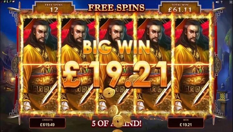 A Coleção Impressionante de Caça-níqueis do All Slots Casino