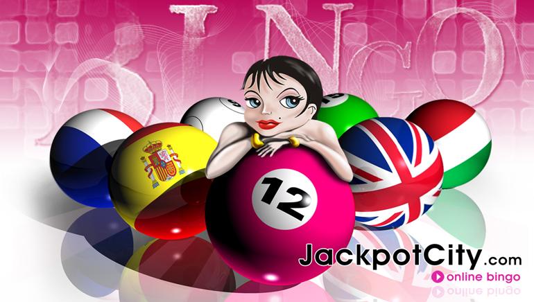 Ofertas Diárias do JackpotCity Bingo