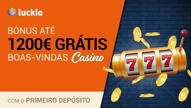 Luckia Casino Triplica Depósitos Feitos pelos Novos Jogadores