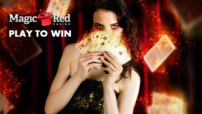 2 de Nossas Ofertas Favoritas no Casino Magic Red