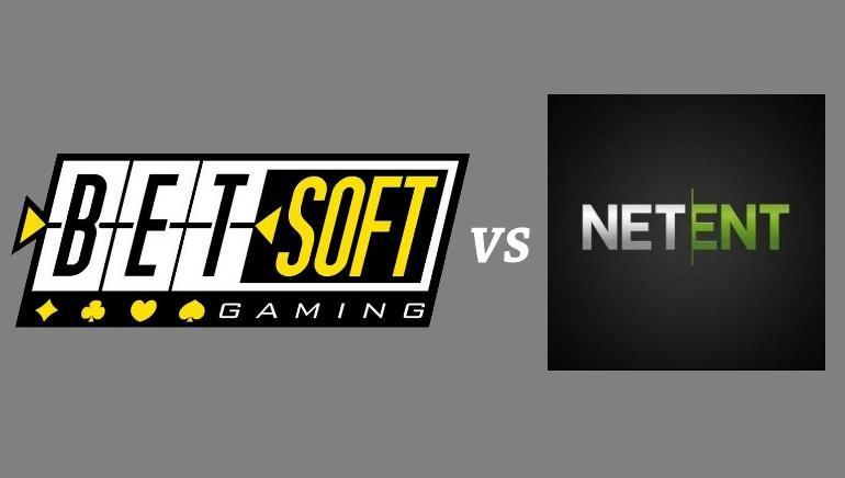 Batalha de Desenvolvedores de Softwares: NetEnt contra BetSoft