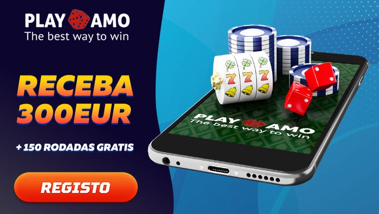 Playamo Casino - Receba 300EUR +150 RODADAS GRATIS