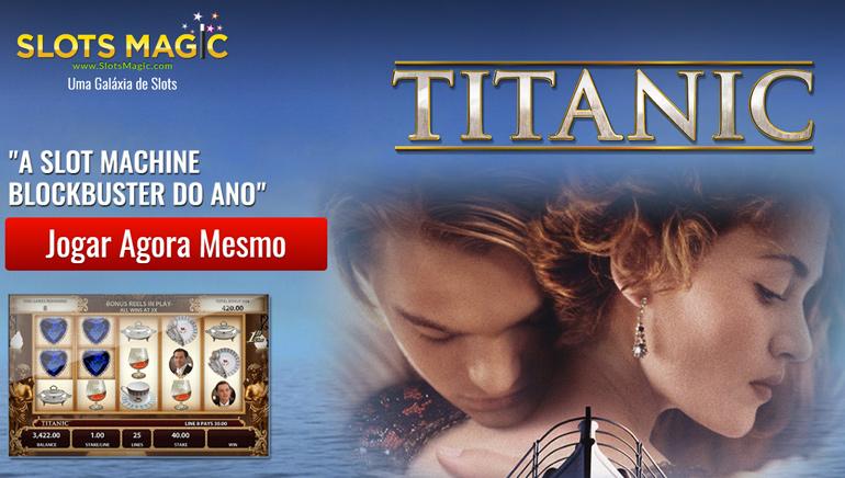 Slots Magic - Titanic Slots