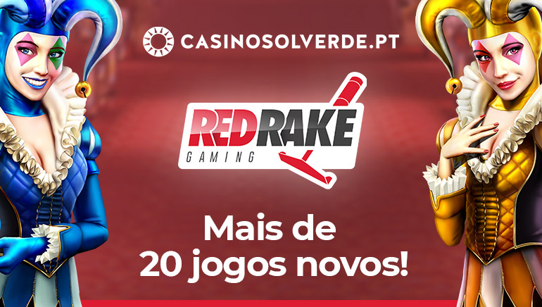CasinoSolverde Cresce com Slots da Red Rake Gaming, Ultrapassa 700 Títulos