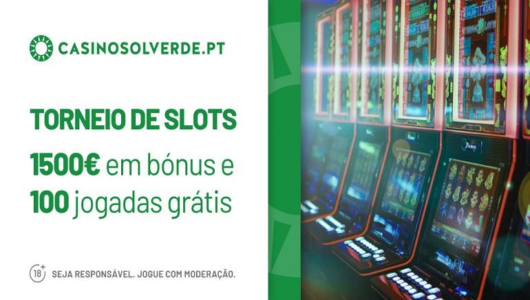 1500€ em Bónus + 100 jogadas Grátis em Jogo no Casino Solverde