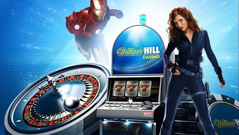 Novos Jogos Lançados no Novo Lobby do William Hill Casino