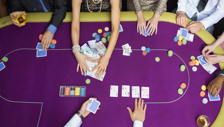 Pôquer On-line